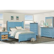 CF-1700 Bedroom  5 Piece Twin Bedroom Set