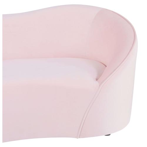 Poodle Blush Pet Bed