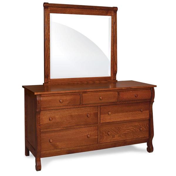 See Details - Empire 7-Drawer Dresser
