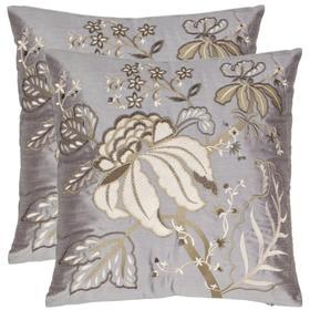 Barna Pillow - Blue / Grey