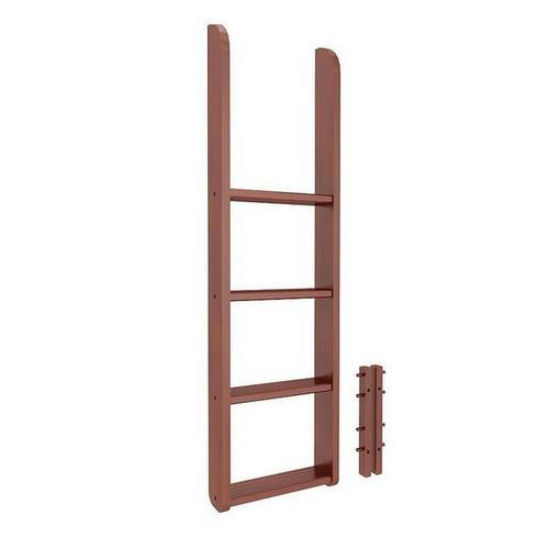 Low Bunk Straight Ladder : Chestnut