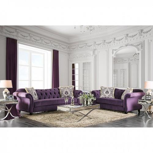 Furniture of America - Antoinette Love Seat