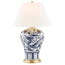Table Lamp - DRAGON
