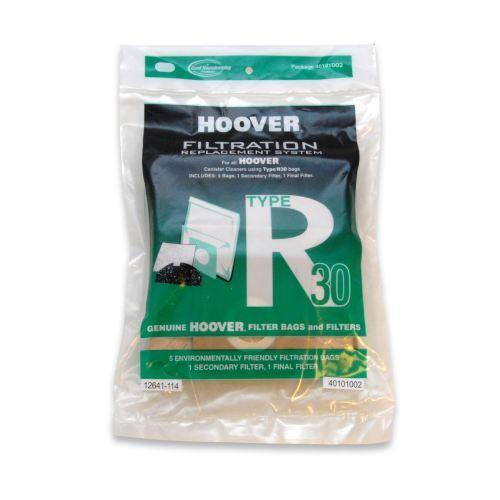 Hoover - Type R30 Bag & Filter Set