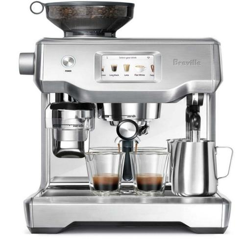 Espresso the Oracle® Touch, Brushed Stainless Steel