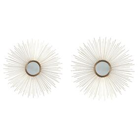 Doniel Accent Mirror (set of 2)