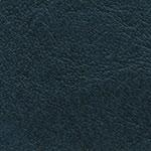 HERCULES Series 21''W Church Chair in E-Z Wallaby Blue Vinyl with Book Rack - Gold Vein Frame