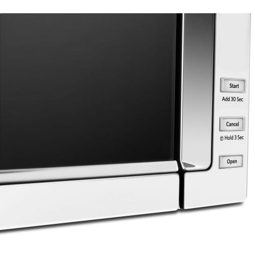 KitchenAid Canada - 900-Watt Low Profile Microwave Hood Combination - White