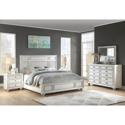 Flexsteel - Harmony Queen Panel Bed