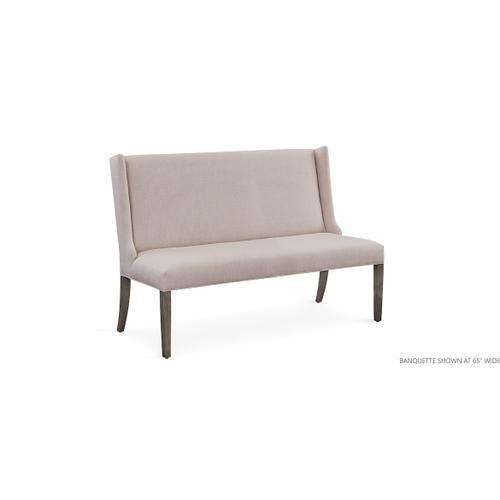 Bassett Furniture - Brooke Maple Banquette