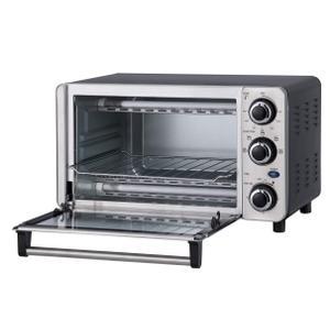 Danby - Danby 0.4 cu ft/12L 4 Slice Countertop Toaster Oven