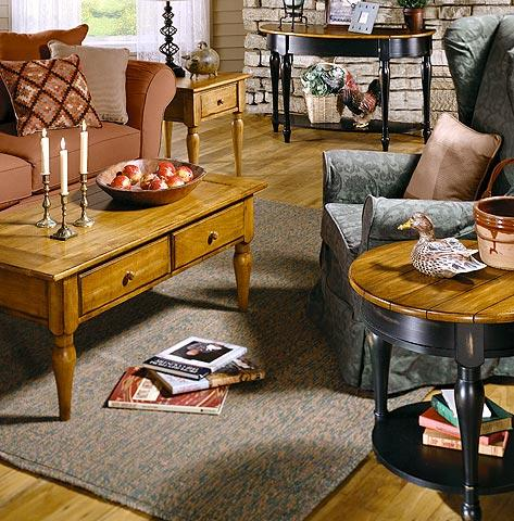Peters-Revington - End Table (round)