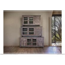 """See Details - 60"""" TV Stand w/3 Drawers, 2 door w/2 shelves"""