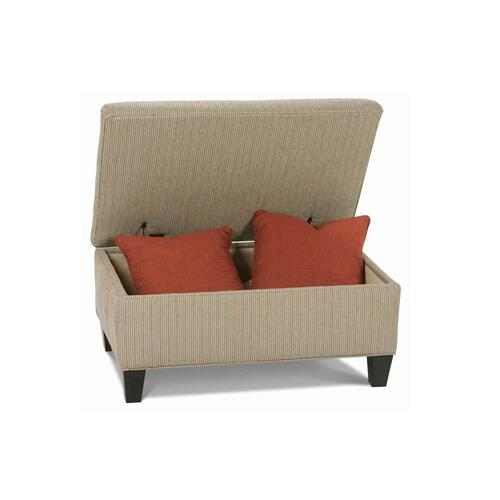 Rowe Furniture - Hess Storage Ottoman