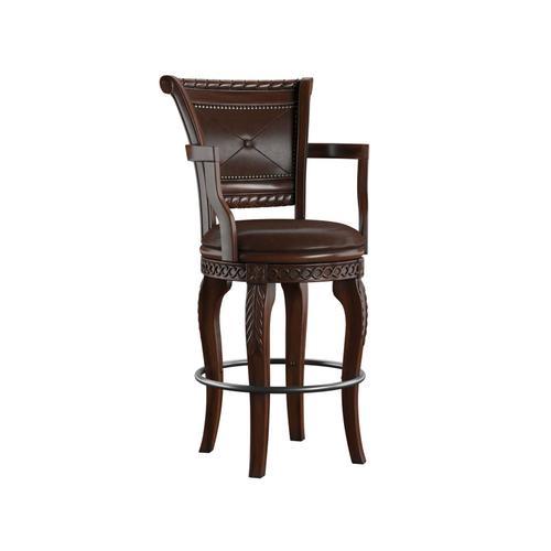 Gallery - Antoinette 3 Piece Pub Set (Pub Table & 2 Swivel Bar Chairs)