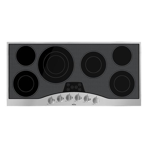 "45"" Electric Cooktop - RVEC Viking Product Line"