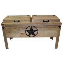 Double Cooler-steel Star W/rope-black
