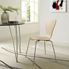 Ernie Dining Side Chair in Natural