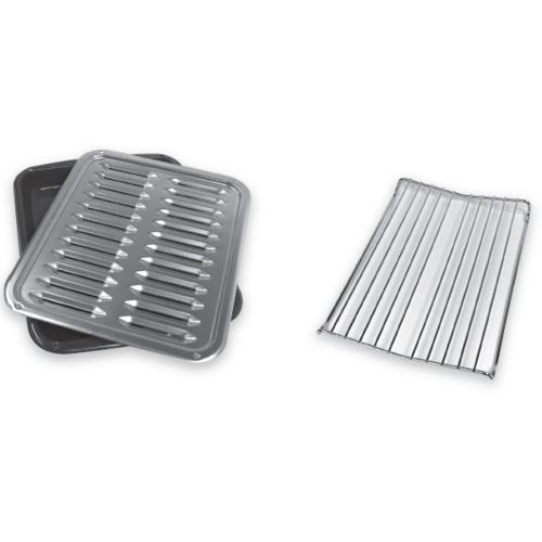 Premium Broiler Pan and Roasting Rack - Other