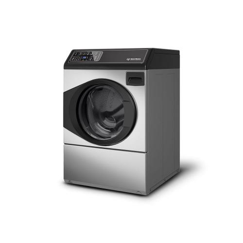 FF7 Stainless Steel Front Load Washer with Sanitize  5-Year Warranty