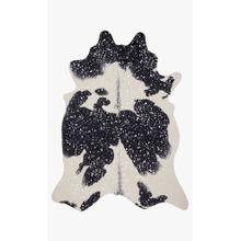View Product - BZ-01 Black / Silver Rug