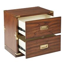 Wellington 2 Drawer Cabinet