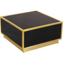 "See Details - Glitz Coffee Table - 32"" W x 32"" D x 16"" H"