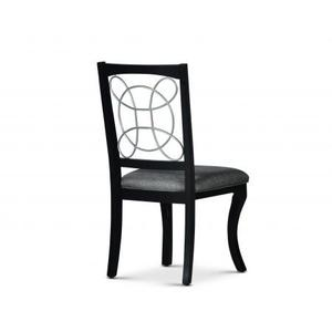 Cayman 5 Piece Set(Glass Top Table & 4 Side Chairs)