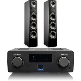 Prime Wireless SoundBase - SoundBase with Prime Pinnacle / Premium Black Ash