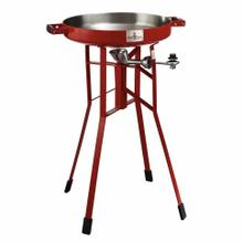 Red Firedisc Deep - Tall Portable Cooker