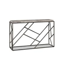 See Details - Cullet Console Table