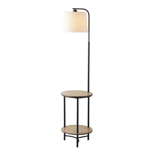 Henley Floor Lamp - Matte Black