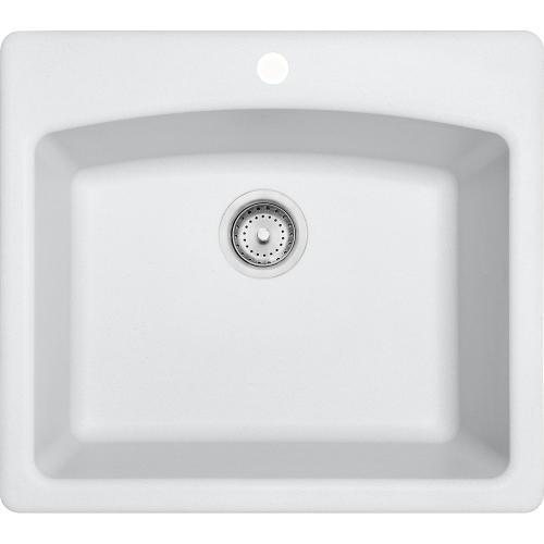Franke - Ellipse ESPW25229-1 Granite Polar White