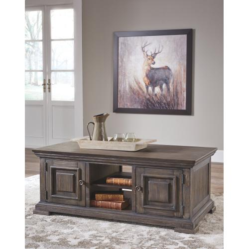 Wyndahl Coffee Table With Storage