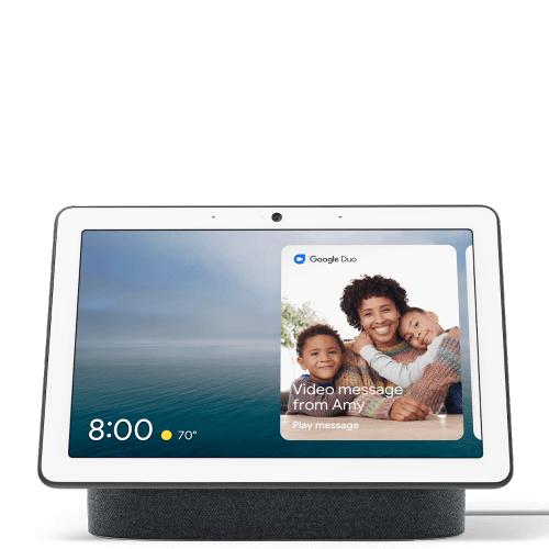 Google Nest Hub Max Charcoal