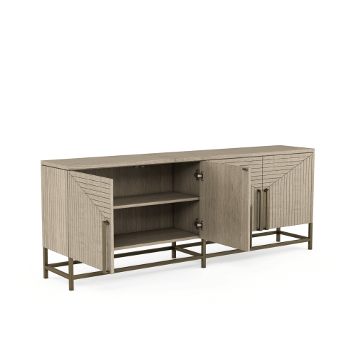 A.R.T. Furniture - North Side Entertainment Console