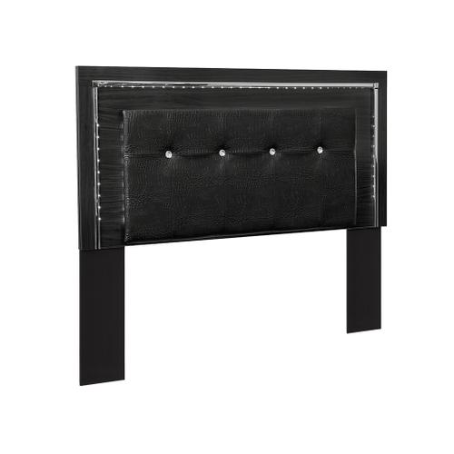Signature Design By Ashley - Kaydell Queen Upholstered Panel Headboard