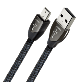 Audioquest Carbon USB to Mini Plug Cable