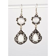 BTQ Teardrop Earrings
