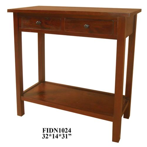 """Product Image - 32X14X31"""" CONSOLE TABLE, 1 PC KD PK/ 3.59'"""