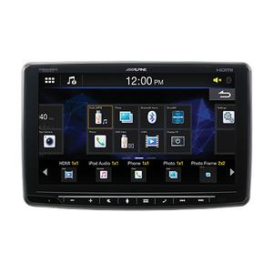 Gallery - Alpine Halo9 Multimedia Receiver with 9-inch Customizable Touchscreen Display