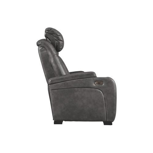 - Turbulance Power Sofa w/ Adjustable Headrest