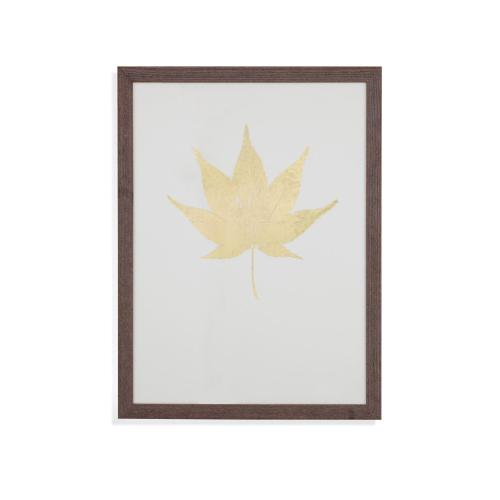 Gold Foil Leaf II