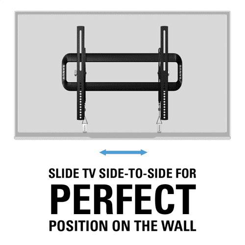 "Premium Tilting TV Wall Mount for 37""-55"" TVs"