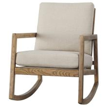 Novelda Rocker Accent Chair