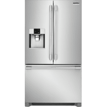 SCRATCH & DENT   Frigidaire Professional 26.7 Cu. Ft. French Door Refrigerator