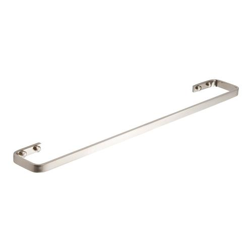 Solange Bath Towel Bar 24 Inch Single - Brushed Nickel