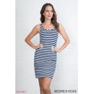 Striped Body Esteem Dress - XS (3 pc. ppk.) Product Image
