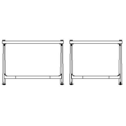 glomise & iron bunching tables