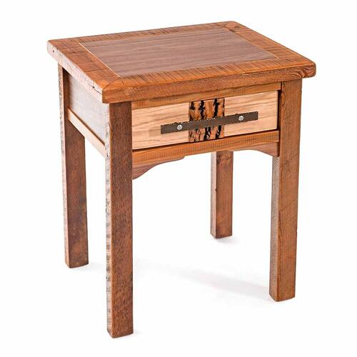 Mendocino 1 Drawer Nightstand